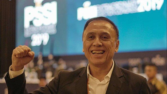 Profil Mochamad Iriawan, Ketua Umum PSSI Periode 2019-2023 dan Rekam Jejaknya