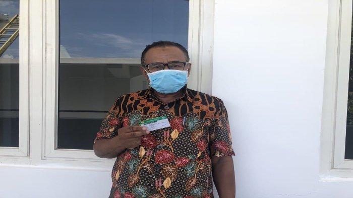 Cerita Mochamad Ndate Benge yang Gunakan JKN-KIS untuk Operasi Katarak
