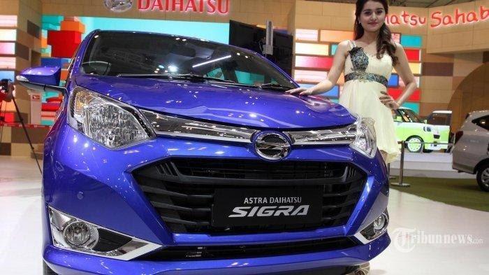 Pasar Otomotif Masih Lesu, Penjualan Mobil Daihatsu Tetap Alami Peningkatan
