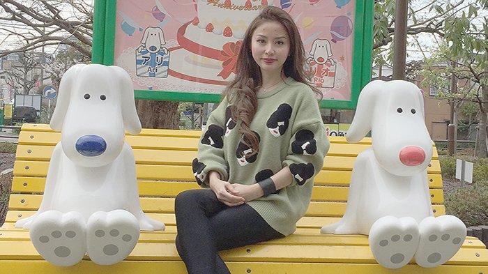 Model asal Indonesia di Jepang, Ivana Christovia Widjaja