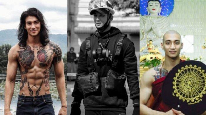 Aktor dan Model Myanmar Ini Dikabarkan Ditangkap Militer, Pernah Viral saat Sempat Jadi Biksu