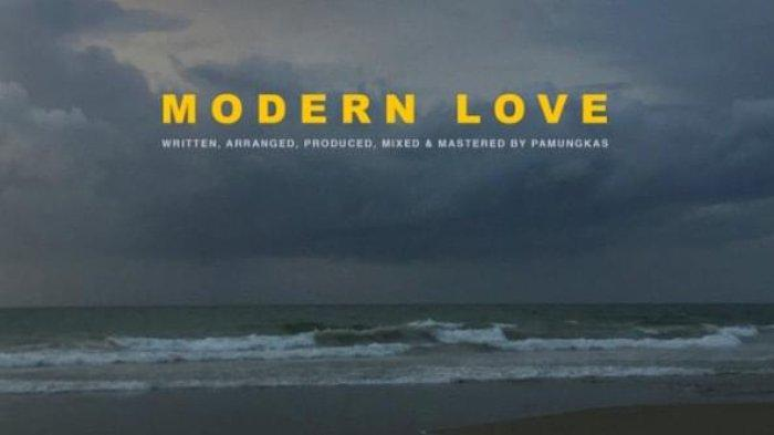 Chord Gitar Modern Love - Pamungkas, Beserta Lirik Lagu dan Video Klip