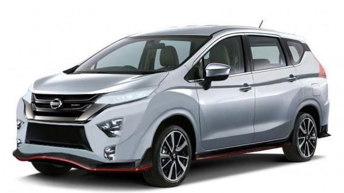 Nissan Livina-Xpander Dipajang di Dealer pada 25 Februari, Pemesanan Dibuka
