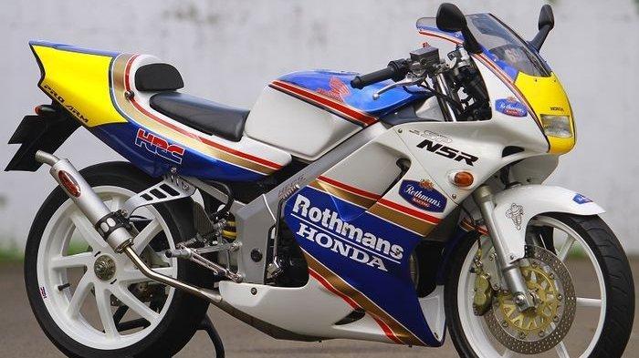 Deretan Motor Honda dan Yamaha Legendaris yang Banyak Dicari di Indonesia