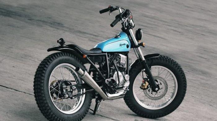 7 Jenis Motor Custom yang Diminati di Indonesia, dari Cafe Racer hingga Bobber