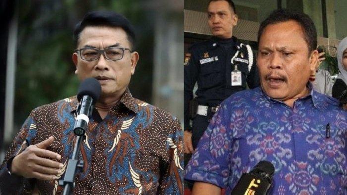 Pangi: Manuver Moeldoko Coreng Wajah Presiden, Jokowi Harusnya Pecat Dengan Tidak Hormat