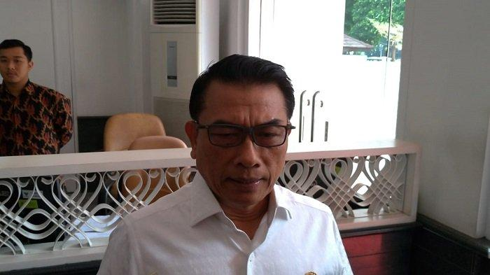 Kepulangan Habib Rizieq Shihab Sebagai Syarat Rekonsiliasi Prabowo-Jokowi, Moeldoko Heran