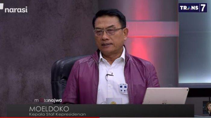 Kepala Staf Kepresidenan, Moeldoko menilai wajar apabila Presiden Joko Widodo (Jokowi) marah terkait kinerja para menteri dalam mengatasi pandemi Covid-19.