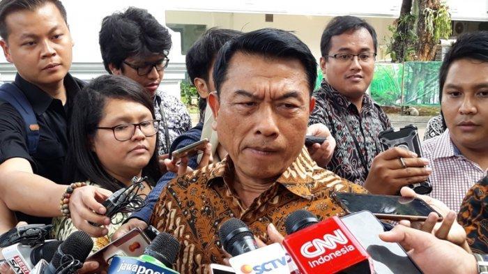 Moeldoko Sebut Demo Awak Mobil Tangki Pertamina Salah Sasaran, Jangan Semuanya ke Presiden Jokowi
