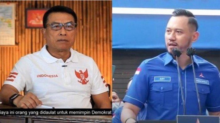 Relawan Jokowi: Keputusan Kemenkumham Bukti Moeldoko Tak Gerakkan Kekuasaan Saat KLB