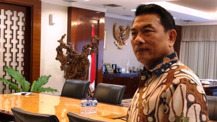 Moeldoko Bantah Pernyataan Yorrys soal KSP Bertugas Mengelola Relawan Jokowi