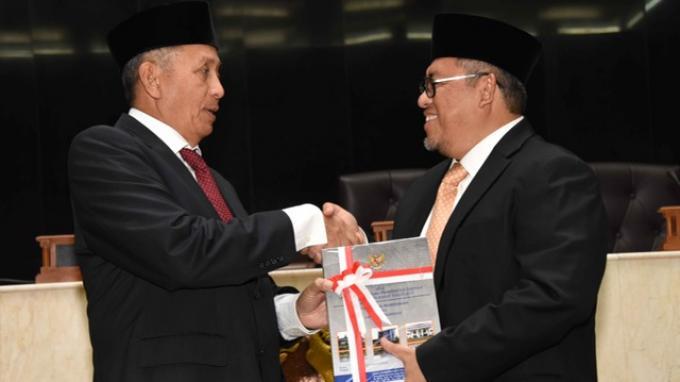 Tujuh Kali Berturut-turut, LKPD Jabar Kembali Raih Opini WTP