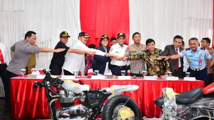 Pengungkapan Mobil & Motor Mewah Mencuat di Awal Kabinet Baru Jokowi ? Ini Kata Pihak Bea Cukai