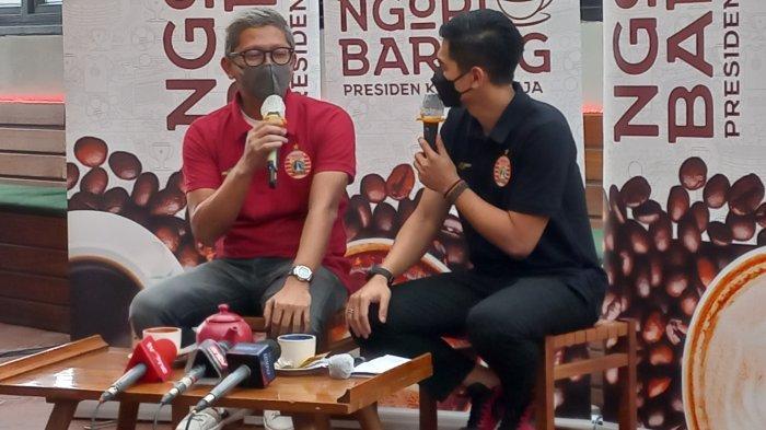 Angelo Alessio Resmi Jadi Pelatih Persija Jakarta