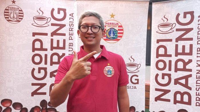 Persija Jakarta Tentukan Pelatih Baru Kontribusi Bambang Pamungkas kata Mohamad Prapanca