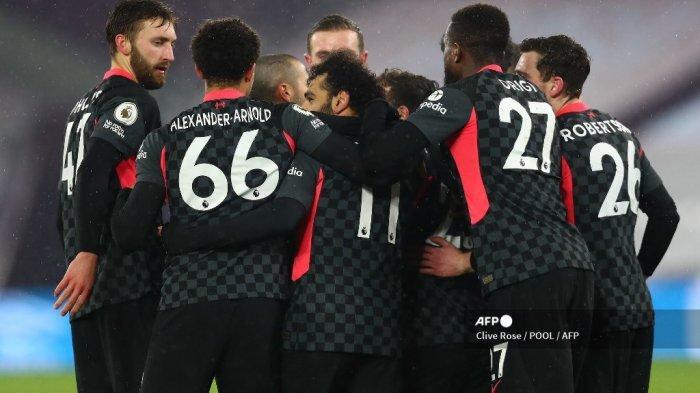 HASIL KLASEMEN Liga Inggris: Liverpool Tempel Duo Manchester, Chelsea Menang, Leicester Tergelincir