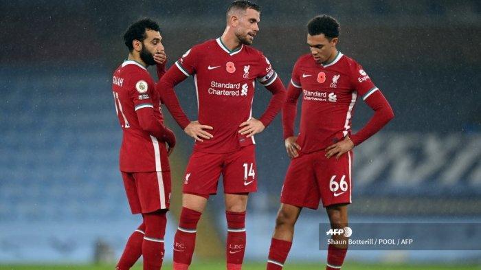 Hasil Liverpool vs United, The Reds Kembali Gagal Menang, Henderson: Kami Harus Terus Berjuang