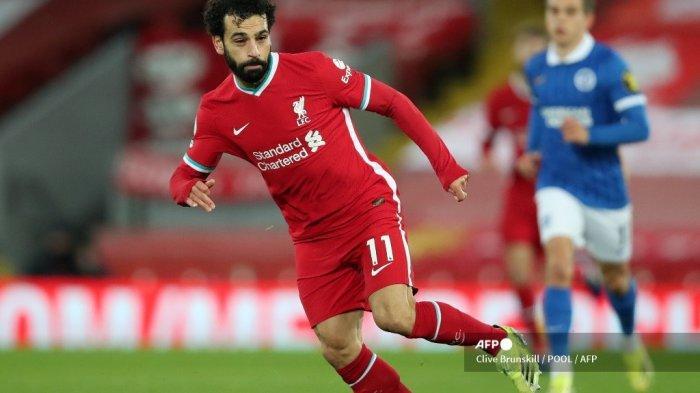Kebiasaan Buruk Mohamed Salah di Kotak Penalti Lawan Dinilai Bisa Rugikan Liverpool