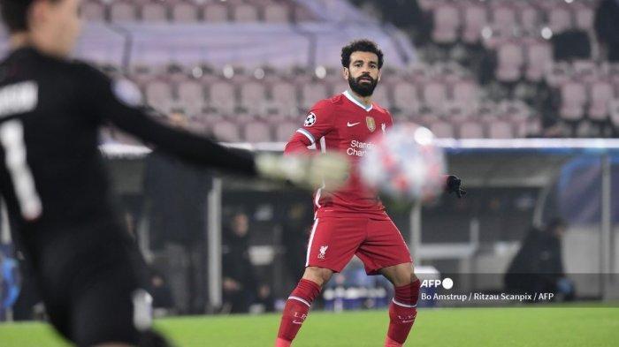 LIVE STREAMING Liverpool vs West Brom Liga Inggris Boxing Day di Mola TV, Mo Salah Picu Ketegangan