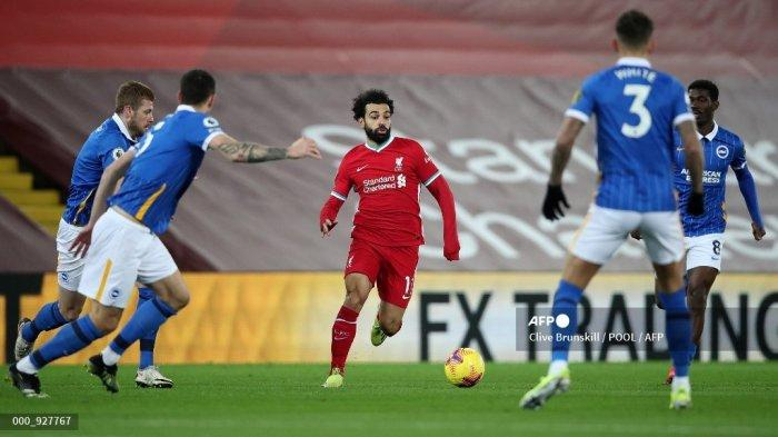 Tumpulnya Liverpool dan Tingginya Ketergantungan Pada Mohamed Salah