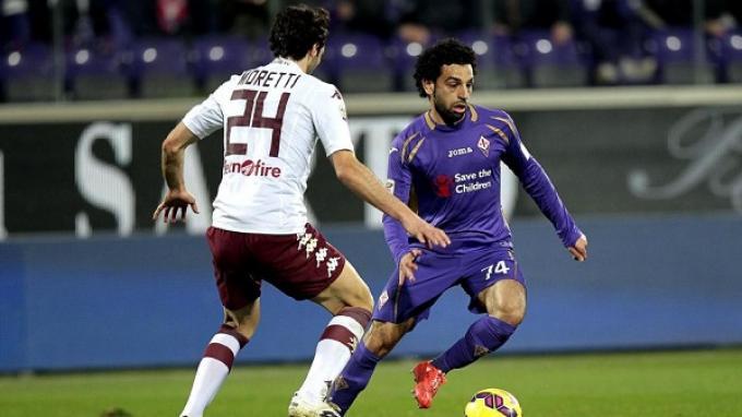 Kehidupan Kedua Mohamed Salah dan Micah Richards Bersama Fiorentina