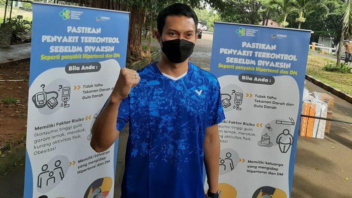 Mohammad Ahsan Harapkan Olahraga Indonesia Bergairah Kembali