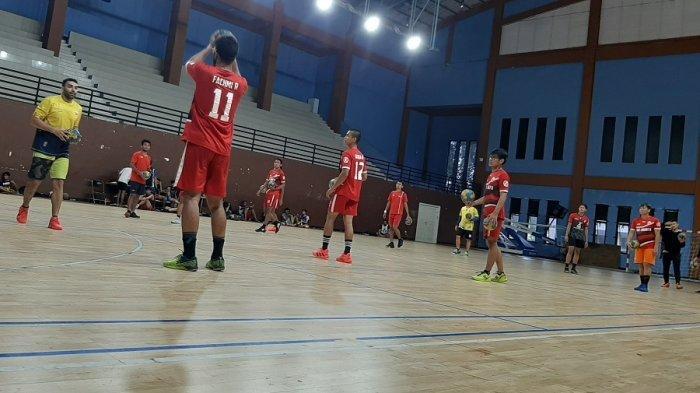 Mohammad Mehdi Sadrae bilang Olahraga Bola Tangan Indonesia Bisa Maju