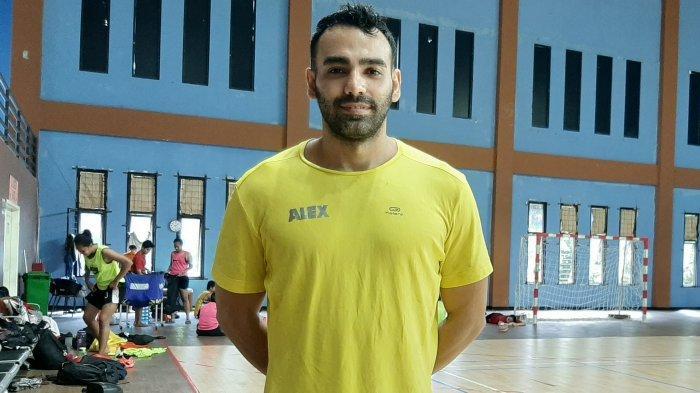 Mohammad Mehdi Sadraei Ingin Berikan yang Terbaik untuk Tim Handball DKI Jakarta