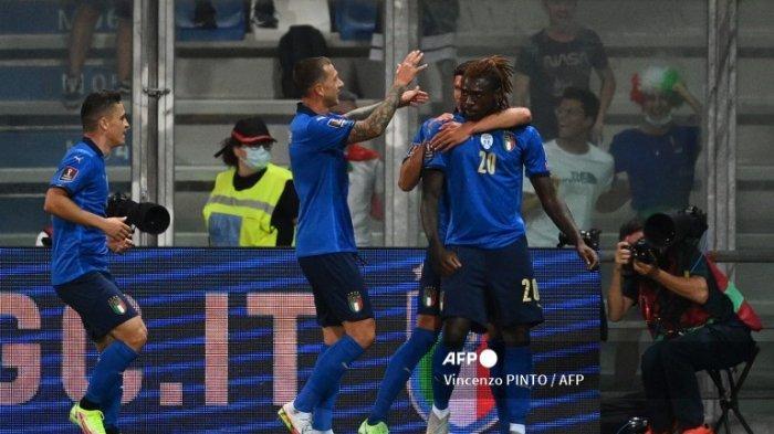 Moise Kean Dulu Pernah Dicoret Mancini Karena Bandel, Lewat Dua Gol-nya, Dia Buktikan Kualitasnya