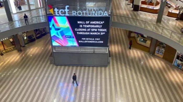 Ditutup Pasca Corona dan Aksi Protes George Floyd, Mall of America Dibuka Kembali Rabu Depan