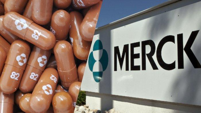 Merck Minta Persetujuan FDA untuk Penggunaan Obat Anti-Covid Molnupiravir