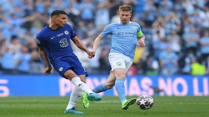 Live Streaming TV Online Chelsea vs Manchester City di Liga Inggris, Malam Ini Pukul 18.30 WIB