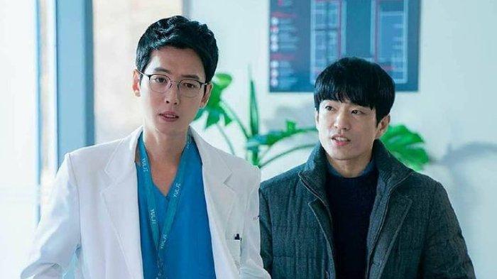Momen Jae-hak dan Jun-wan