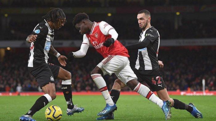 Mengulas Bukayo Saka, Permata Masa Depan Arsenal, Pemain Kebanggaan Mikel Arteta