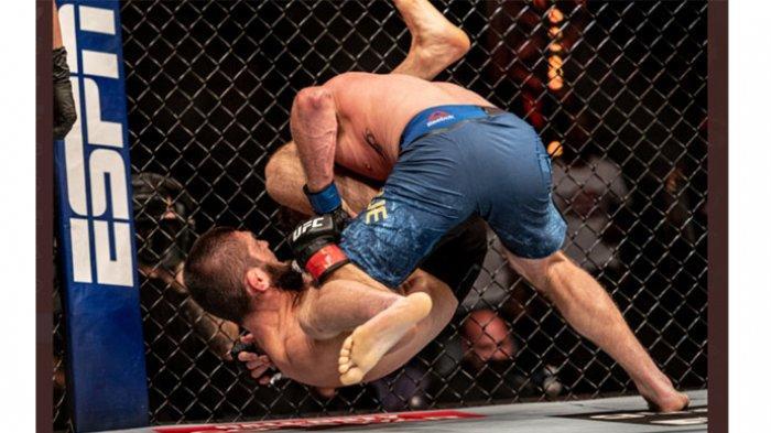 Khabib Nurmagomedov Diklaim Bisa Selesaikan Justin Gaethje di UFC 254 Satu Ronde Saja