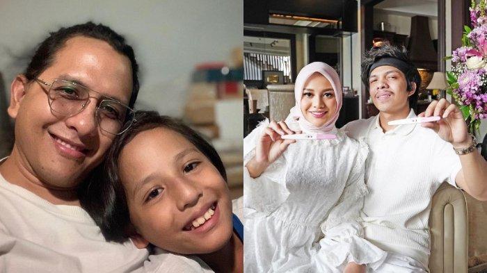 POPULER Seleb: Tangis Anak Kedua Raditya Oloan di Samping Peti sang Ayah | Aurel Hermansyah Hamil
