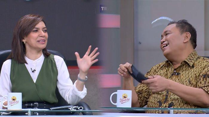 Najwa Shihab Soroti Pejabat Korupsi Demi Barang Mewah, Arief Poyuono Sindir Pamer: Berasa High Class