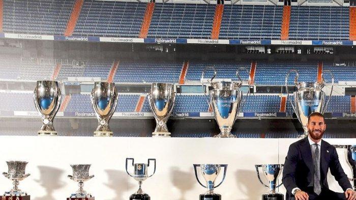 Liga Spanyol: Cara Real Madrid Lepas Kepergian Sergio Ramos Tuai Pujian Setinggi Langit