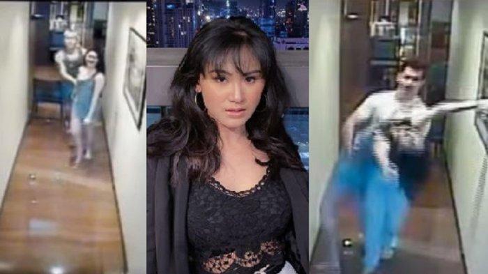 Momen terakhir Christine Dacera sebelum tewas diduga dirudapaksa terekam CCTV.