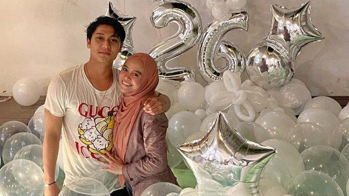 Momen ulang tahun Rizky Billar yang ke-26.