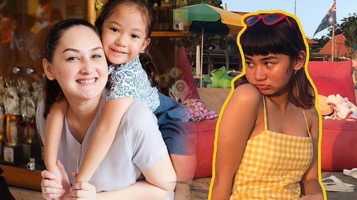 Reaksi Mona Ratuliu saat Anaknya Dibilang 'Jelek' oleh Netizen, Beda dari Ibu-ibu Lain!