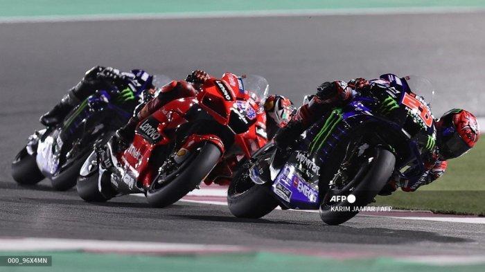 SEDANG BERLANGSUNG FP1 dan FP2 MotoGP Doha 2021, Akses Fox Sports dan Vidio.com di Sini