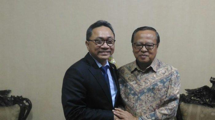 Bertemu Uskup Agung Jakarta, Ketua MPR : Merah Putih Kita Sama