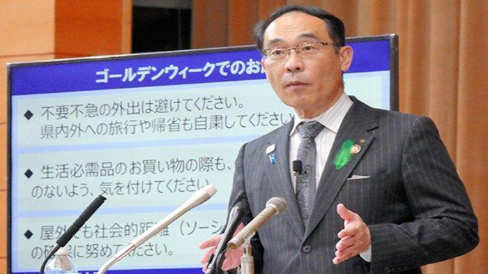 Gubernur Saitama Jepang Ingin Pinjam Uang ke Swasta Tangani Covid-19