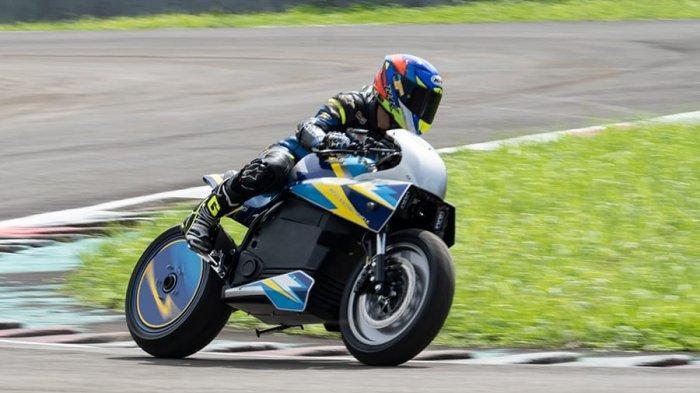 Sukses Uji Coba BL-SEV 01, Budi Luhur Siapkan Prototipe Sepeda Motor Listrik Versi Touring