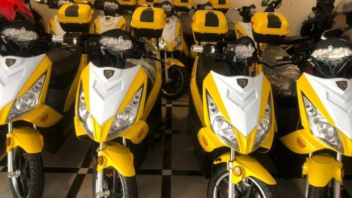 Bambang Soesatyo Promosikan Sepeda Motor Listrik Bike Smart