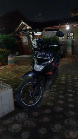 Sedang Berbuka Puasa, Motor Wartawan TribunnewsBogor.com Malah Digondol Pencuri