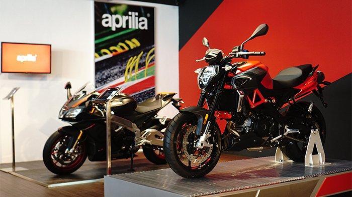 Motorbike dealer Motoplex Jakarta di Gaia Moto Antasari
