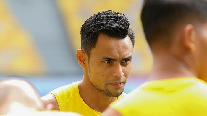 'Motto' Zaquan Adha, Kapten Malaysia, Iringi Langkahnya ke Final AFF 2018