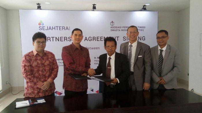 Kreasi Sejahtera Teknologi Kembangkan Infrastruktur Digital di 60 Kampus di Bekasi-Karawang
